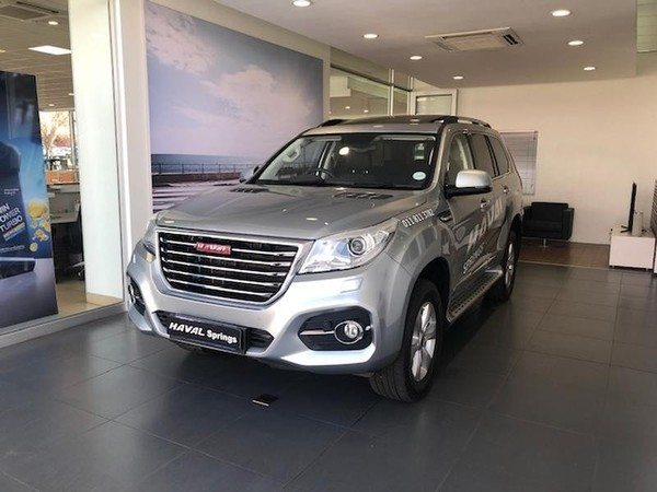 2020 Haval H9 2.0 Luxury 4X4 Auto Gauteng Springs_0