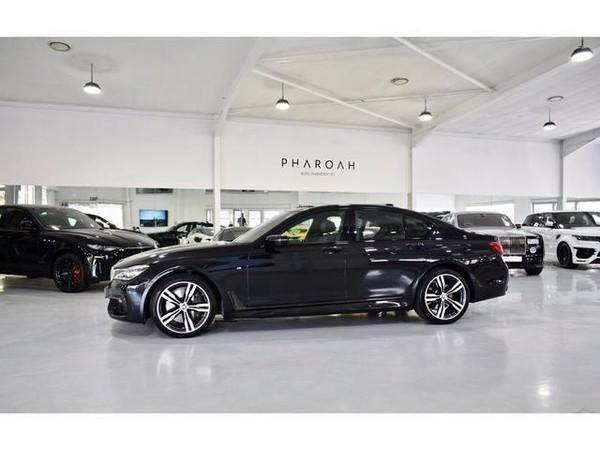 2016 BMW 7 Series 750i M Sport Gauteng Sandton_0