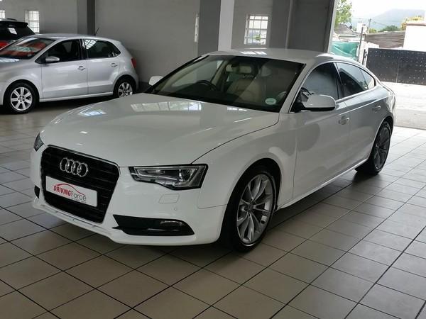 2012 Audi A5 Sprtback 2.0t Fsi Quatt Stron  Western Cape Wynberg_0