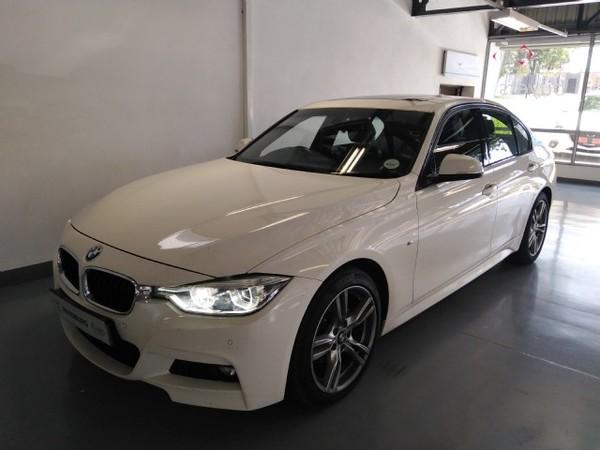 2018 BMW 3 Series 320D M Sport Auto Gauteng Randburg_0