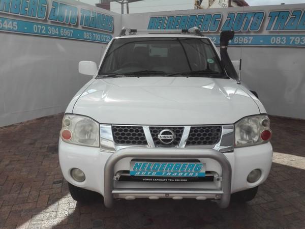 2004 Nissan Hardbody 3.0 TD 16v 4x4 DC Good Condition Western Cape Somerset West_0