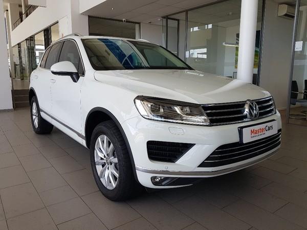 2018 Volkswagen Touareg GP 3.0 V6 TDI Escape TIP Eastern Cape Jeffreys Bay_0