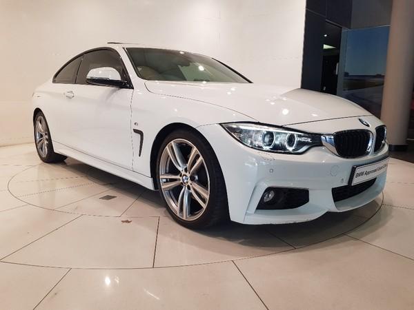 2014 BMW 4 Series 428i Coupe M Sport Auto Gauteng Sandton_0