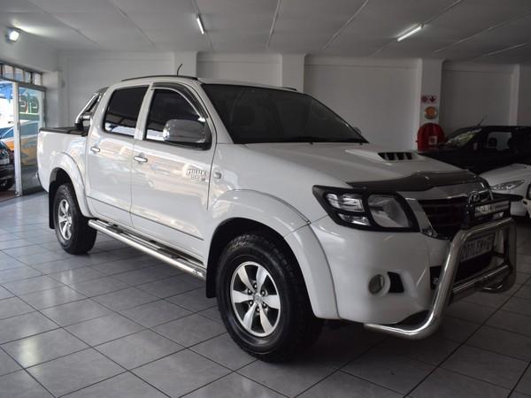 2009 Toyota Hilux 3.0D-4D Raider Rb AT Pu Dc Gauteng Edenvale_0