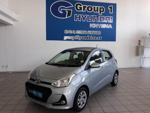 2019 Hyundai Grand i10 1.0 Motion Auto Western Cape Knysna_0