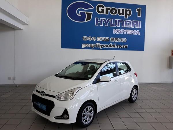 2019 Hyundai Grand i10 1.0 Motion Western Cape Knysna_0