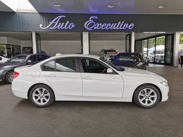 2013 BMW 3 Series 320i  At f30  Western Cape Western Cape_0