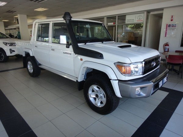 2019 Toyota Land Cruiser 70 4.5D Double cab Bakkie Western Cape Ceres_0
