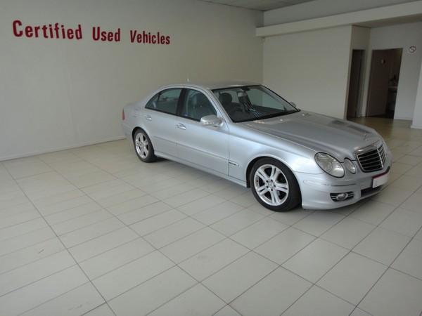 2007 Mercedes-Benz E-Class E 200k Avantgarde  Western Cape Ceres_0