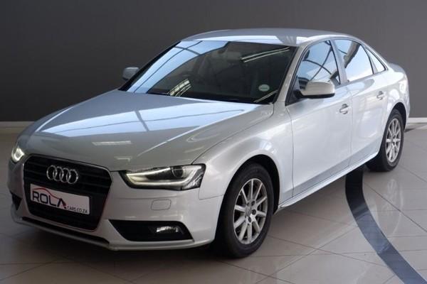 2012 Audi A4 1.8t Se Multitronic  Western Cape Somerset West_0