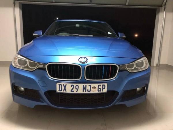 2015 BMW 3 Series 320i M Sport Line At f30  Gauteng Sandton_0