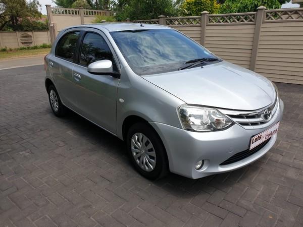 2015 Toyota Etios 1.5 Xi 5dr  Gauteng Vereeniging_0