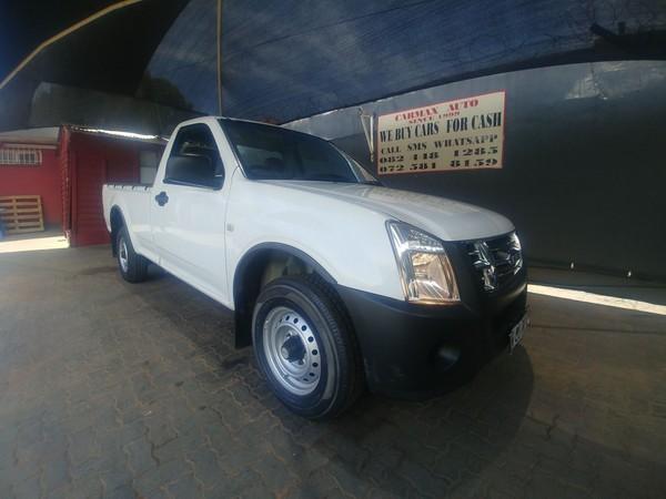 2011 Isuzu KB Series Kb250d Fleetside Pu Sc  Gauteng Johannesburg_0
