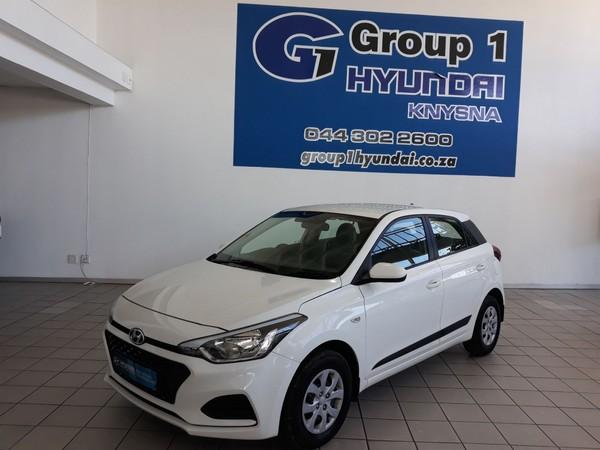2018 Hyundai i20 1.2 Motion Western Cape Knysna_0