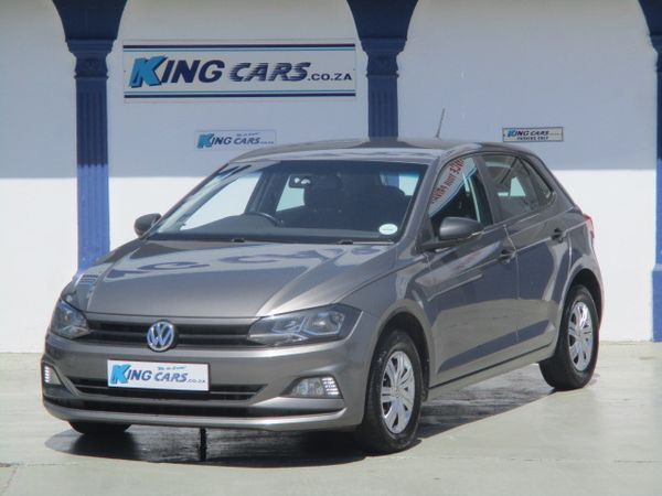 2019 Volkswagen Polo 1.0 TSI Trendline Eastern Cape Port Elizabeth_0