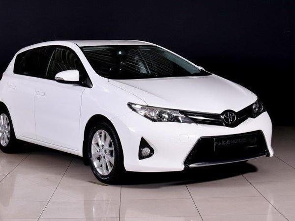 2015 Toyota Auris 1.6 XS Gauteng Vereeniging_0