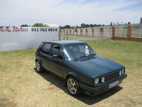 1994 Volkswagen CITI 2.0lt long stroke Gauteng Roodepoort_0
