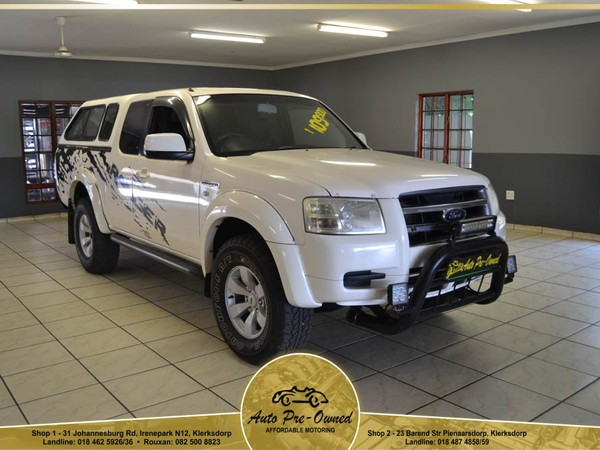 2008 Ford Ranger 3.0tdci Xlt Hi-trail Pu Supcab  North West Province Klerksdorp_0