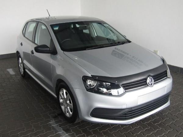 2017 Volkswagen Polo 1.2 TSI Trendline 66KW Mpumalanga Secunda_0