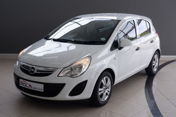 2013 Opel Corsa 1.4 Essentia 5dr  Western Cape Somerset West_0