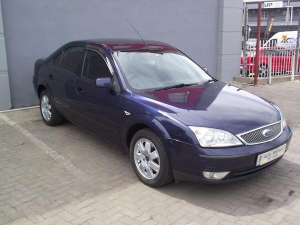 2004 Ford Mondeo 2.0 Ghia  Gauteng Randburg_0