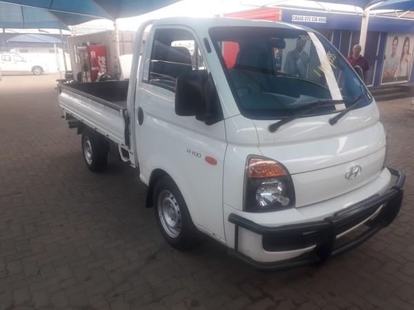 2015 Hyundai H100 Bakkie 2.6d Fc Ds  Gauteng Boksburg_0