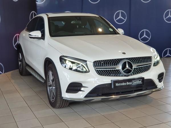2019 Mercedes-Benz GLC COUPE 220d Gauteng Bedfordview_0