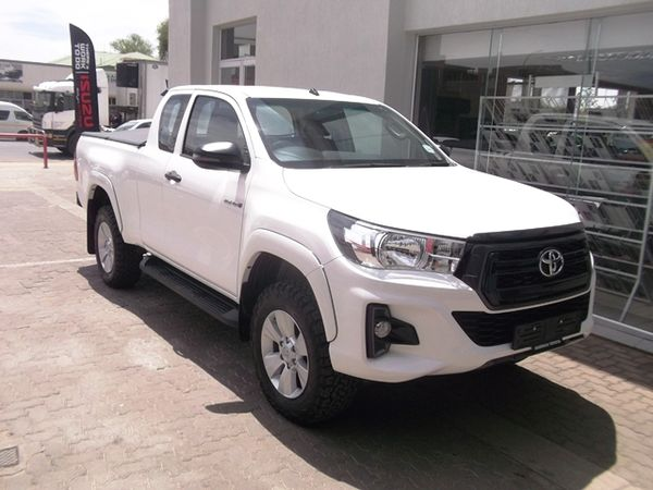 2019 Toyota Hilux 2.4 GD-6 RB SRX PU ECAB Northern Cape Kimberley_0