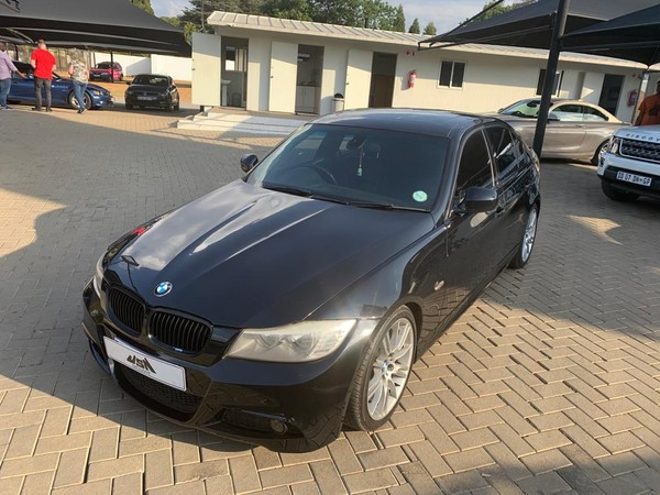 2011 BMW 3 Series 320i e90  Gauteng Sandton_0