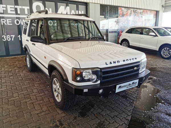 2003 Land Rover Discovery Xs V8 At  Eastern Cape Port Elizabeth_0