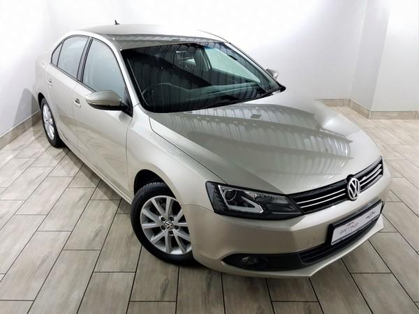 2013 Volkswagen Jetta Vi 1.4 Tsi Comfortline  Free State Bloemfontein_0