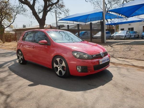2009 Volkswagen Golf Vi Gti 2.0 Tsi Dsg  Gauteng Pretoria West_0