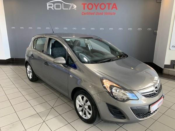 2014 Opel Corsa 1.4 Essentia 5dr  Western Cape Somerset West_0
