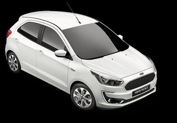 2019 Ford Figo 1.5Ti VCT Titanium 5DR Western Cape Robertson_0