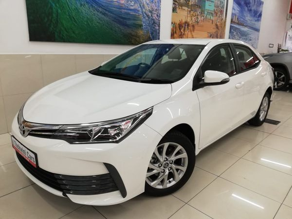 2017 Toyota Corolla 1.4D Prestige Kwazulu Natal Durban_0