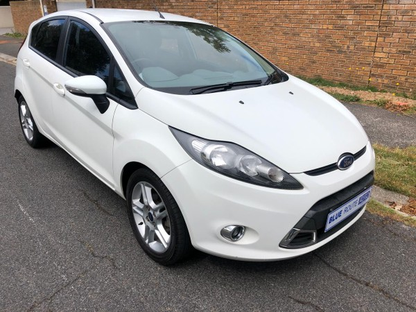 2010 Ford Fiesta 1.6 Sport 5dr  Western Cape Cape Town_0