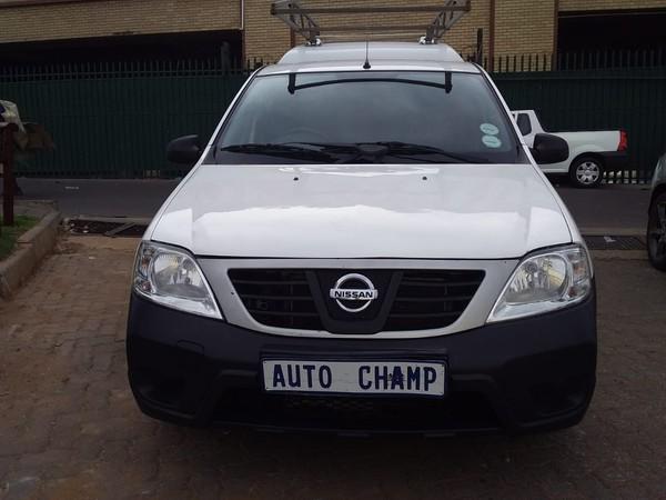 2015 Nissan NP200 1.6 ICE Single Cab Bakkie Gauteng Johannesburg_0