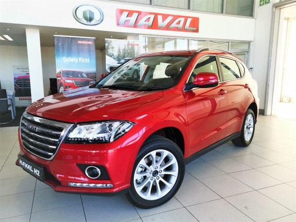 2019 Haval H2 1.5T Luxury Gauteng Four Ways_0