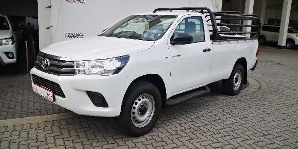 2016 Toyota Hilux 2.4 GD-6 SRX 4X4 Single Cab Bakkie Eastern Cape East London_0