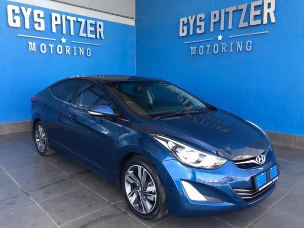 2014 Hyundai Elantra 1.6 Premium Auto Gauteng Pretoria_0