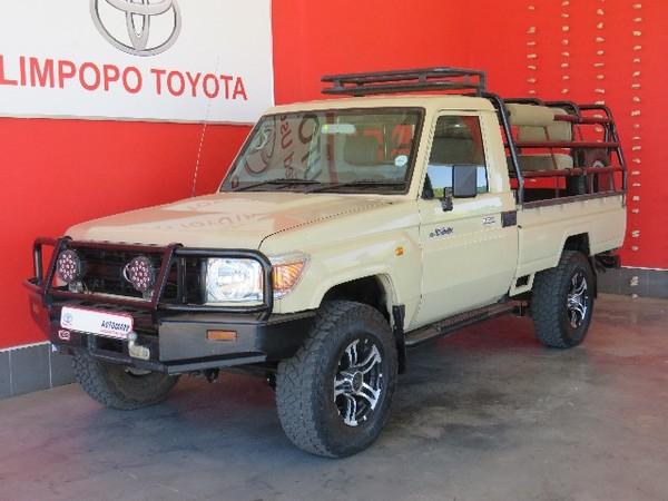 2010 Toyota Land Cruiser 79 4.0p Pu Sc  Limpopo Polokwane_0