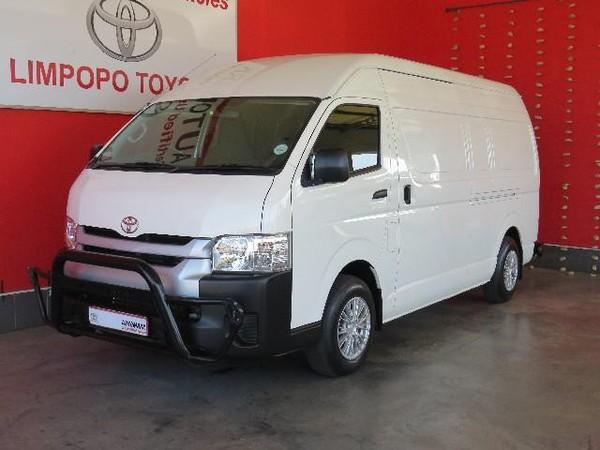 2016 Toyota Quantum 2.7 Lwb Fc Pv  Limpopo Polokwane_0