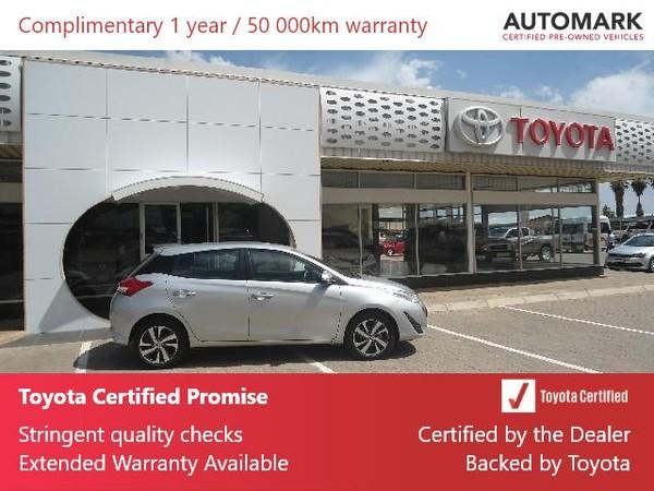 2018 Toyota Yaris 1.5 Xs 5-Door Northern Cape Hartswater_0