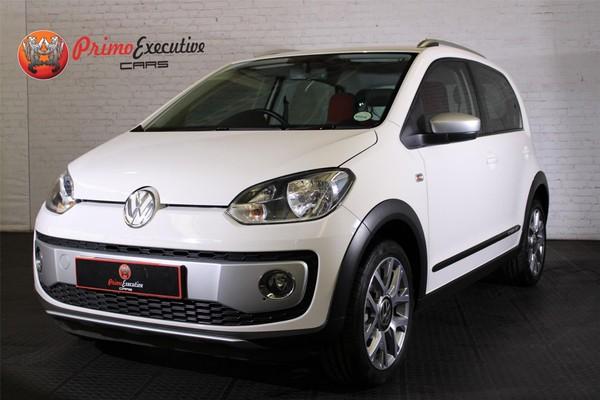 2016 Volkswagen Up Cross UP 1.0 5-Door Gauteng Edenvale_0
