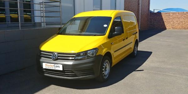 2017 Volkswagen Caddy MAXI 2.0TDi 81KW FC PV Gauteng Johannesburg_0