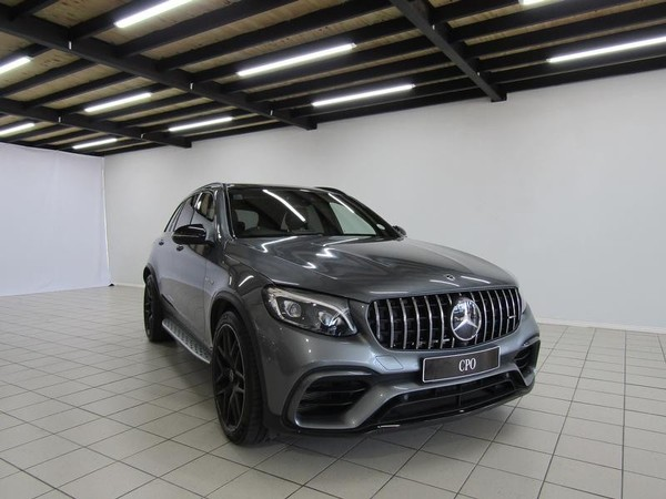 2019 Mercedes-Benz GLC GLC 63S 4MATIC Western Cape Malmesbury_0