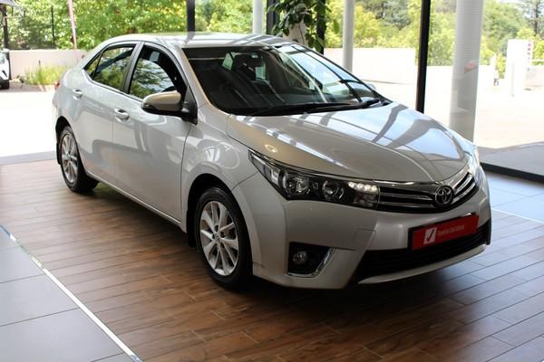 2015 Toyota Corolla 1.6 Prestige Gauteng Bryanston_0