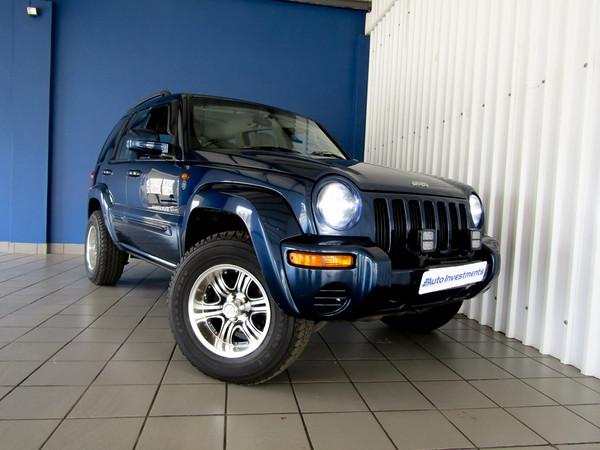 2002 Jeep Cherokee 2.5 Crd Sport  Mpumalanga Middelburg_0