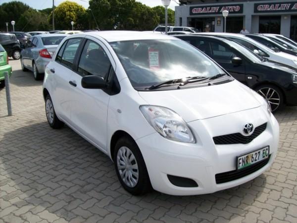 2011 Toyota Yaris Zen3 Acs 5dr  Eastern Cape Port Elizabeth_0