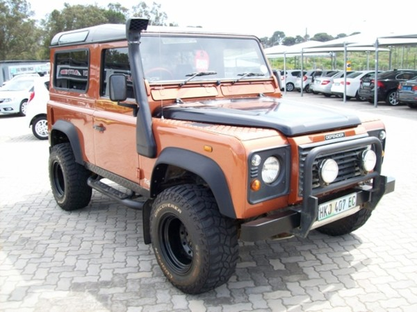 2003 Land Rover Defender 90 2.5 Td5 Csw  Eastern Cape Port Elizabeth_0